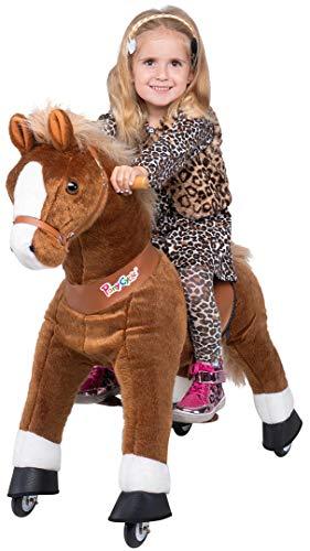 Ponycycle Amadeus - Modell 2020 Stehpferd auf Rollen