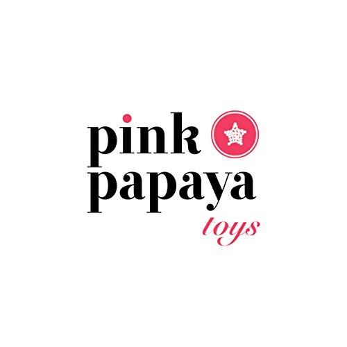 Pink Papaya Plüschpferd XXL 70 cm - Stehpferd Johnny - großes Appaloosa Spielpferd zum Drauf sitzen bis 100 kg belastbar mit Sound, Spielzeug Cowboy Pferd zum Träumen Toys - 7