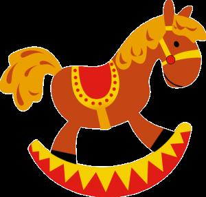 Vom Schaukelpferd zum elektrischen Pferd mit Ton