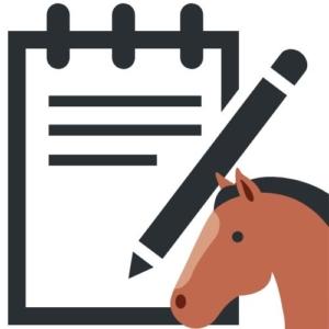 Was gibt es beim Pferd mit Rollen zu beachten?